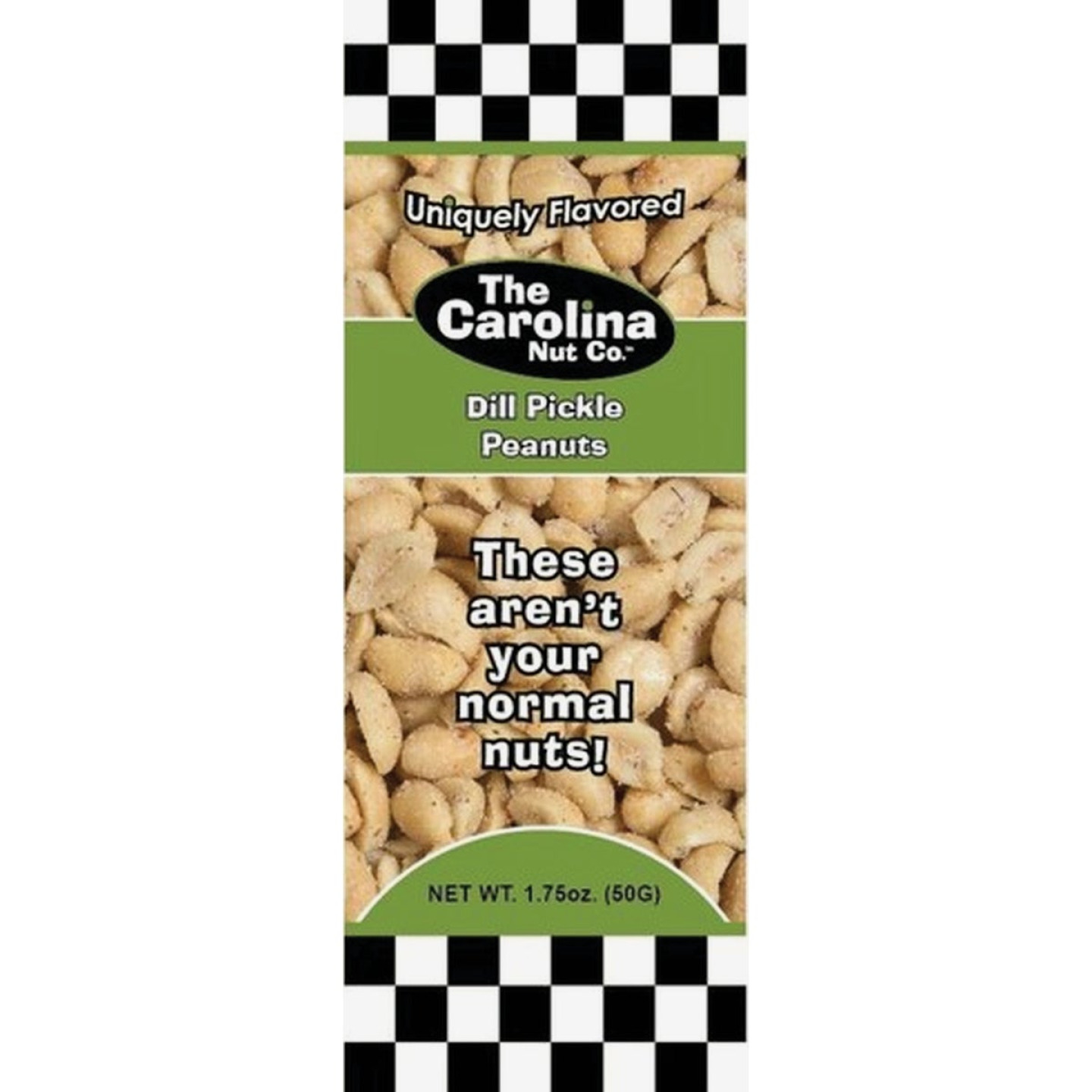The Carolina Nut Company 1.75 Oz. Dill Pickle Peanuts Image 1