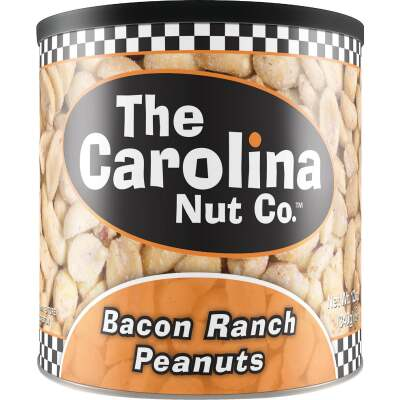 The Carolina Nut Company 12 Oz. Bacon Ranch Peanuts